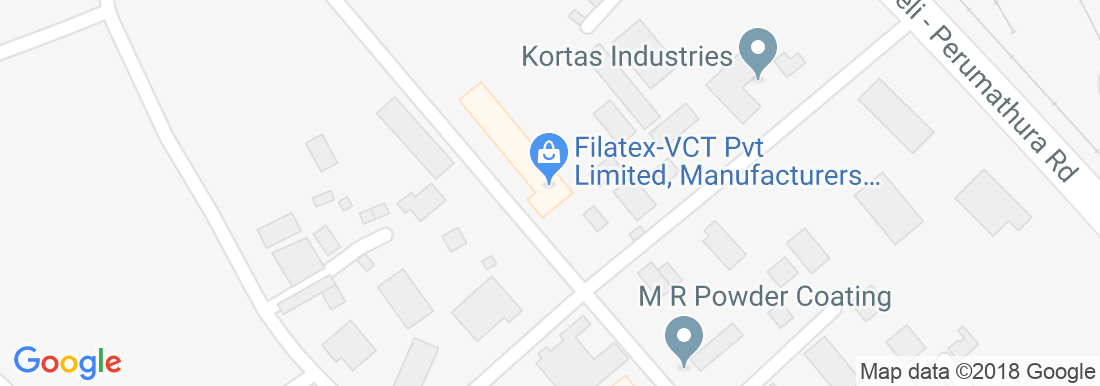 Google Map of Filatex-VCT Private Limited